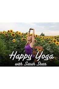 Happy Yoga With Sarah Starr