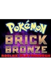 Pokemon Brick Bronze Roblox Playthrough