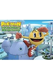 Pac-Man And The Ghostly Adventures Gameplay