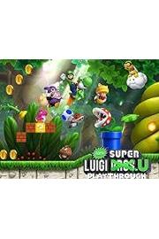 New Super Luigi U Playthrough
