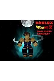 Roblox Dragon Ball Z Final Stand Gameplay