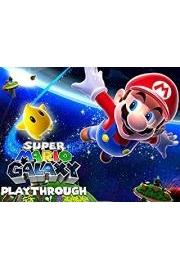 Super Mario Galaxy Playthrough