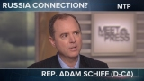 Watch NBC Meet the Press - Schiff: 'Circumstantial Evidence' of Trump's Russia Collusion Online
