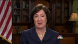 Watch NBC Meet the Press - Collins: President 'Owes Us' an Explanation Over Wiretap Claims Online