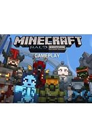 Minecraft Halo Edition Gameplay