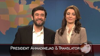 Saturday Night Live: Weekend Update Thursday Season 3 Episode 2