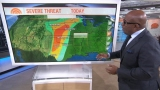 Watch NBC TODAY Show - 13 Million Are at Risk for Tornadoes from Texas to Omaha Online