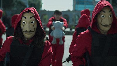 Watch Money Heist Online - Full Episodes of Season 3 to 1