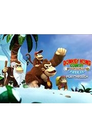 Donkey Kong Country Tropical Freeze Playthrough