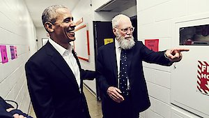 Watch My Next Guest Needs No Introduction With David Letterman Season 1 Episode 1 - Barack Obama Online