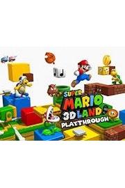 Super Mario 3D Land Playthrough