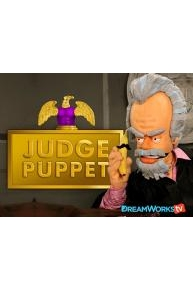 Judge Puppet