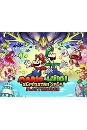 Mario And Luigi Superstar Saga Playthrough
