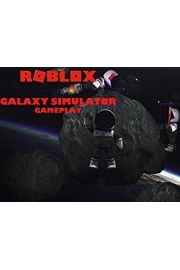 Roblox Galaxy Simulator Gameplay