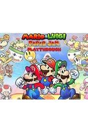 Mario & Luigi Paper Jam Playthrough