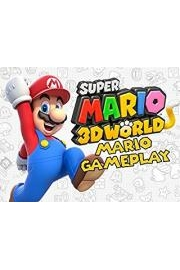 Super Mario 3D World Mario Gameplay