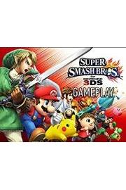 Super Smash Bros. for Nintendo 3DS Gameplay