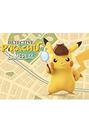 Detective Pikachu Gameplay