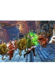 Hyrule Warriors Definitive Edition Gameplay