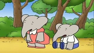 Watch Babar Season 6 Episode 77 - Land of the Treasure... Online