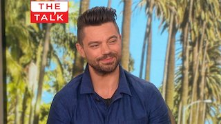 Watch The Talk Season 8 Episode 113 - Dominic Cooper gues... Online