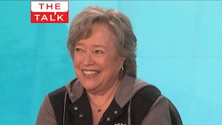 Watch The Talk Season 9 Episode 77 - Kathy Bates Courtne... Online