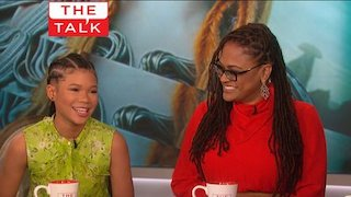 Watch The Talk Season 9 Episode 117 - Ava DuVerenay; Storm... Online