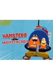 Hamsters With Mustaches