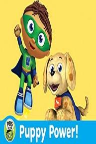 Super Why!: Puppy Power!