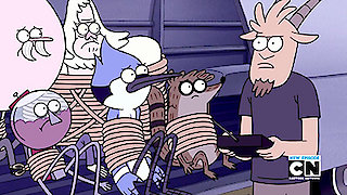 Regular Show Season 1 Episode 1