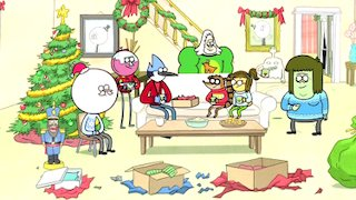 Watch Regular Show Season 13 Episode 10 - Christmas in Space (...Online