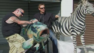 Watch Auction Hunters Season 5 Episode 18 - Haff-Inated Online