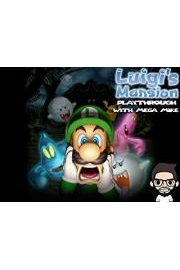 Luigi's Mansion Playthrough With Mega Mike