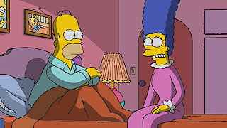 Watch The Simpsons Season 29 Episode 3 - Whistler's Father Online