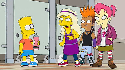 The Simpsons - Bart vs. Itchy & Scratchy