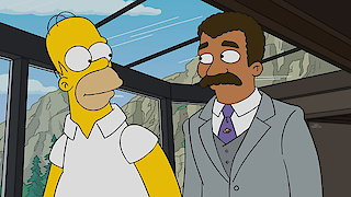 Watch The Simpsons Season 28 Episode 18 - Caper Chase Online