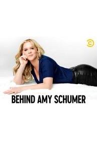 Behind Amy Schumer