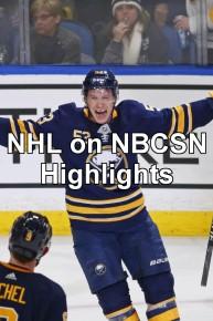 NHL on NBCSN Highlights