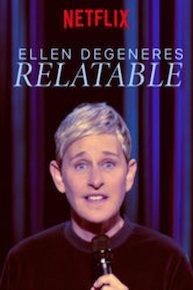 Ellen Degeneres:Relatable