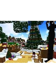 Christmas Minecraft Mini Movies with Little Kelly