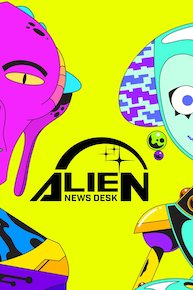 Alien News Desk