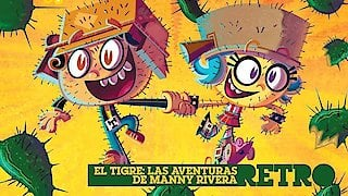 El Tigre: The Adventures of Manny Rivera Season 1 Episode 26