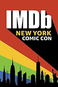 IMDb at New York Comic Con