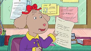 Watch Arthur Season 20 Episode 2 - Fern's Flights of Fa... Online