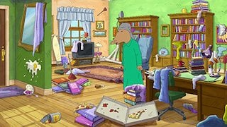 Watch Arthur Season 20 Episode 5 - Lend Me Your Ear/The... Online