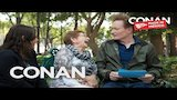 Watch Conan - Conan Tries Out His Spanish-Language Jokes  - CONAN on TBS Online