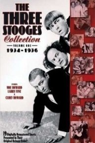 Three Stooges Collection 1934-1936