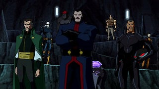 Watch Young Justice Season 2 Episode 19 - Summit Online