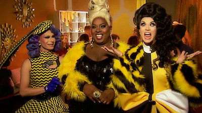 RuPaul's Drag Race All Stars - Queens of Clubs
