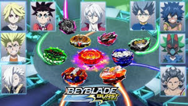 Watch Beyblade Burst Turbo Online Full Episodes Of Season 4 To 1 Yidio